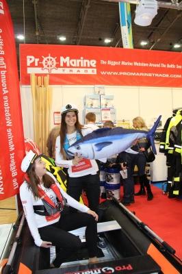 Pro Marine Trade Meremessil 2018