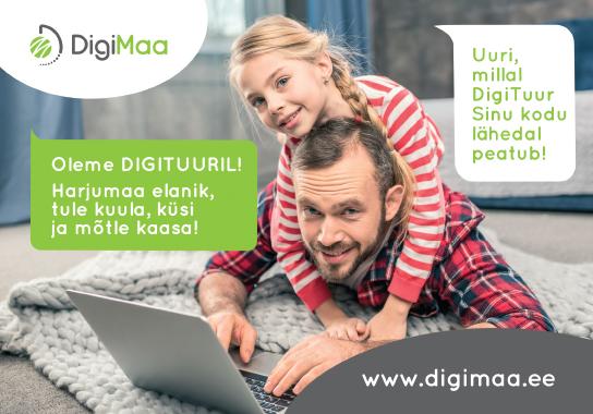 DigiMaa: Oleme DigiTuuril